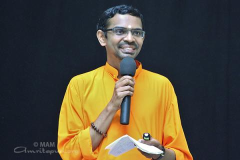 Swami Shubamrita